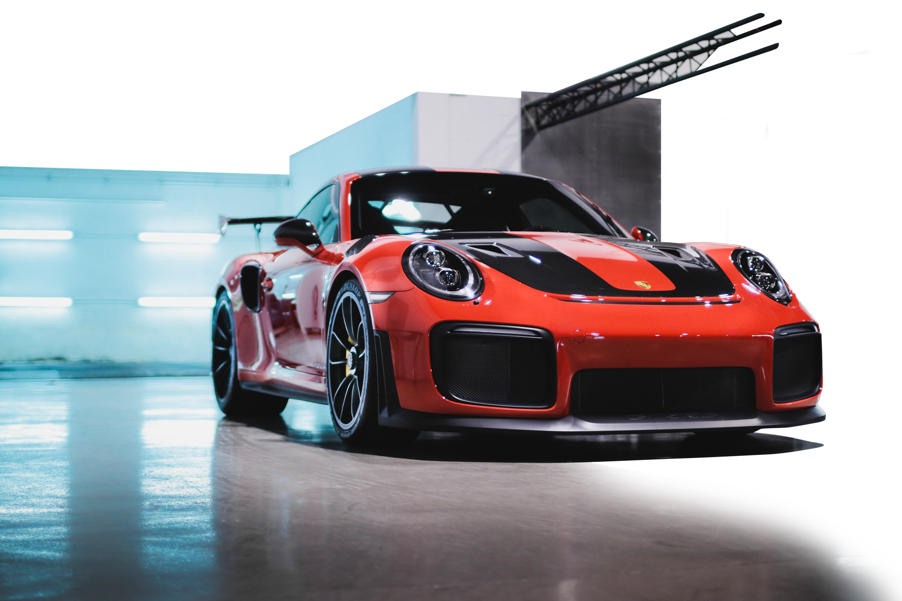 WAX-IT Detailing Homepage Porsche GT2 RS