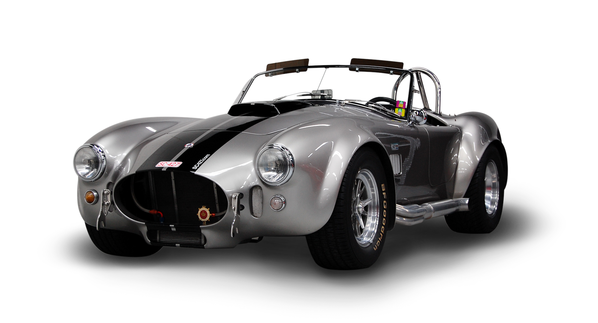 WAX-IT Detailing AC Cobra