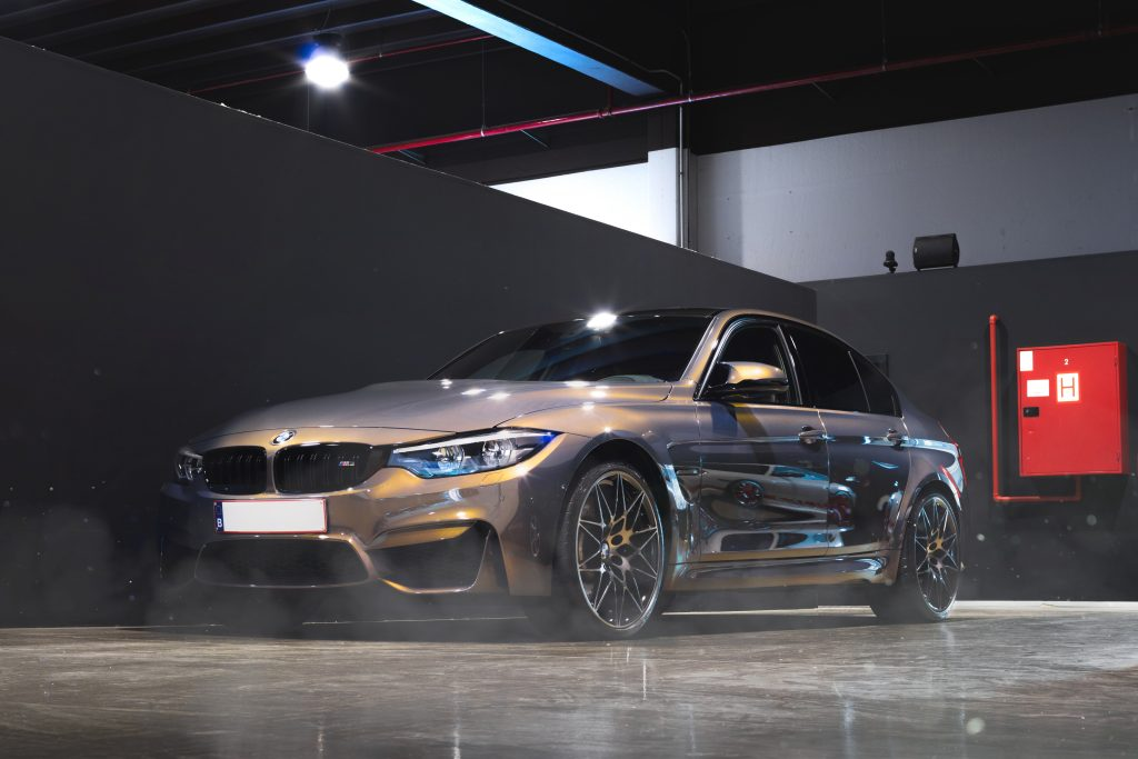 WAX-IT Detailing BMW M4 Champagne