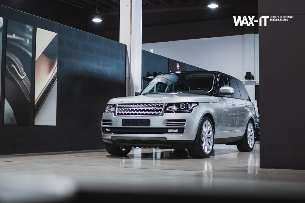 WAX-IT Detailing Land Rover
