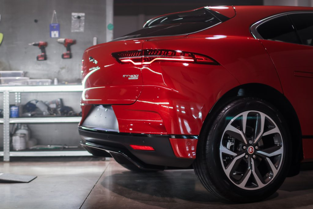 WAX-IT Detailing Jaguar I-Pace